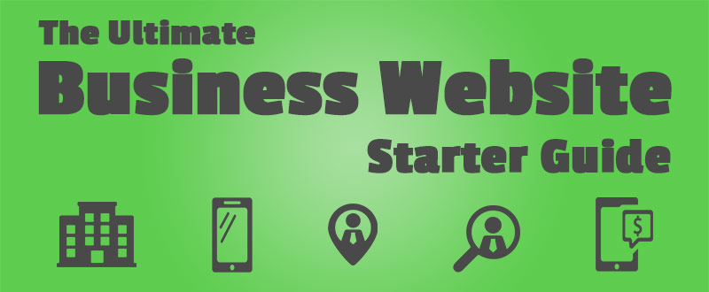business website starter guide